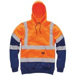 Dickies Hi-Vis Two Tone Hoody