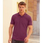 Fruit Of The Loom poly/cotton polo