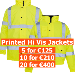 Special Offers Hi Vis Jackets